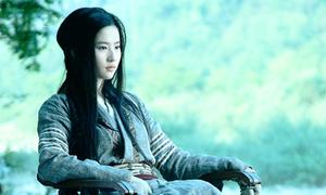 Lưu Diệc Phi đẹp dịu dàng trong 'Tứ đại danh bổ 2'