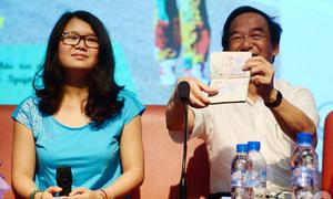 Huyền Chip công khai visa chứng thực đi 25 nước
