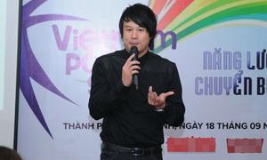 Nhạc sĩ Thanh Bùi làm đại sứ chiến dịch vì môi trường