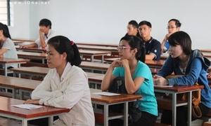 'Bỏ thi tốt nghiệp hơn là bỏ thi đại học, cao đẳng'