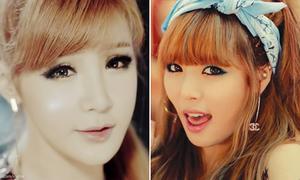 Teen girl Hàn rộ mốt trang điểm 'mắt cún'