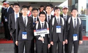Vinh danh 57 học sinh làm rạng danh nước nhà