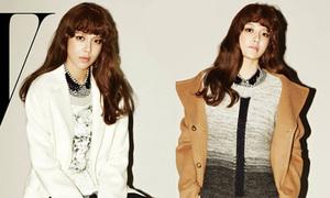 SooYoung (SNSD) khác lạ với phong cách 'chuẩn men'