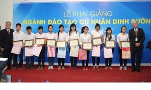 Đào tạo cử nhân dinh dưỡng tại Việt Nam