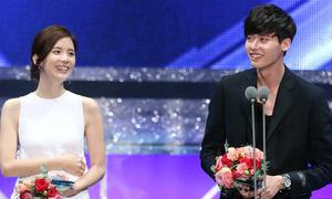 'I Hear Your Voice' đại thắng giải truyền hình Hàn