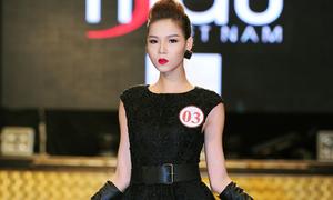 Bạn gái Huỳnh Anh lọt chung kết Siêu mẫu