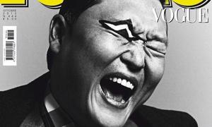 Psy - Nghệ sĩ Hàn đầu tiên lên bìa Vogue Ý