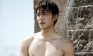 Lee Min Ho lộ thân hình ít cơ bắp