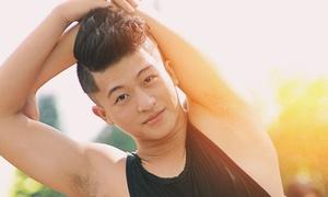 Hot boy xứ Đài chinh phục cầu Phú Mỹ