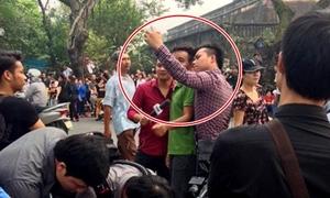 Nhân viên VTV chụp ảnh phản cảm xin lỗi cộng đồng