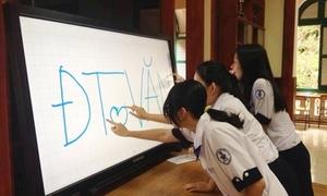 'Đột kích' thư viện hoành tráng của teen Trần Đại Nghĩa