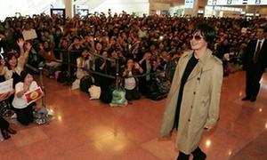 Fan Nhật 'bao vây' Bae Yong Joon, Kim Hyun Joong