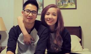 Cặp đôi JV - Mie tung clip 'thú nhận' chuyện tình