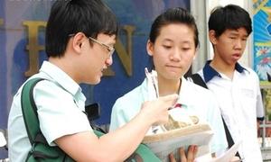 TP HCM bỏ thi xét tuyển vào lớp 10