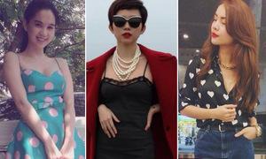Style cuối tháng 10 đẹp lung linh của xì ta, hot girl Việt