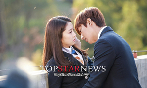 Kim Tan và Eun Sang trao nhau nụ hôn đầu