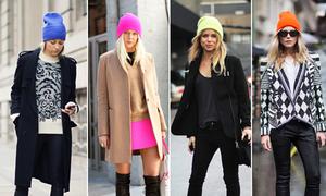 3 lý do bạn nên sắm một chiếc mũ len beanie