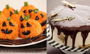 Tổng hợp các món cho tiệc Halloween