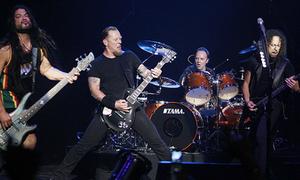 Nhóm rock Metallica là fan của Justin Bieber