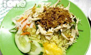 Măm măm cơm gà Nha Trang ngay tại Xì Gòn