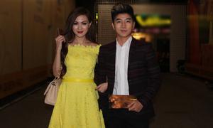 Kelly thân thiết dự event cùng VJ Nam Hee