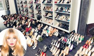Bộ sưu tập giày đáng thèm của loạt hot blogger