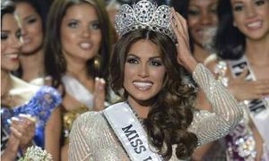 Venezuela đoạt vương miện Hoa hậu Hoàn vũ 2013
