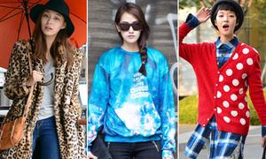 Style ngày lạnh 'chất lừ' của teengirl Hàn