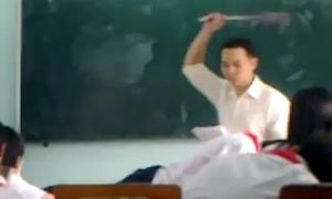 Những vụ việc giáo viên đánh học sinh gây chấn động