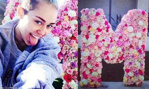 Miley Cyrus đón sinh nhật vắng Liam Hemsworth