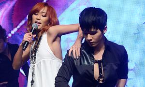 Hyo Rin (Sistar) nóng bỏng trên sân khấu
