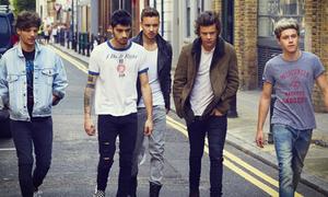 One Direction bứt phá ngoạn mục với 'Midnight Memories'