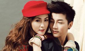 Kelly, Nam Hee rực rỡ chụp ảnh đón Noel