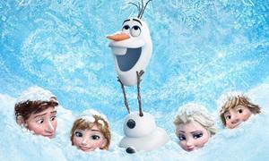 'Frozen': Chỉ có tình yêu làm vạn vật tan băng giá