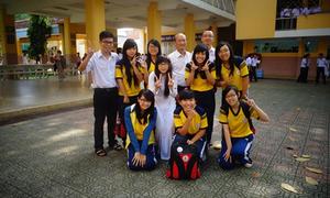 Thầy giám thị huyền thoại của teen Nguyễn Thượng Hiền
