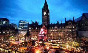 11 phiên chợ Giáng sinh huyền ảo tại Anh