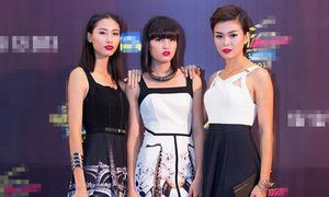 Trai xinh gái đẹp Next Top lộng lẫy dự tiệc trước chung kết