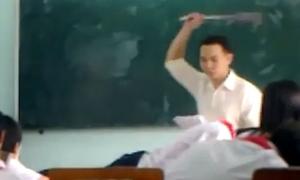 Top 5 sự việc chấn động học đường 2013