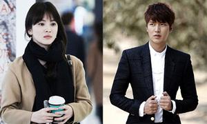 5 ngôi sao phong cách nhất màn ảnh Hàn 2013