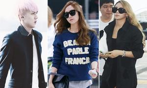 10 xì ta Kpop diện street style đẹp nhất năm