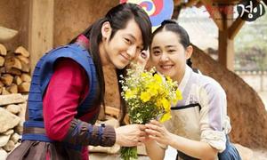 10 nam thứ đáng yêu nhất màn ảnh Hàn 2013