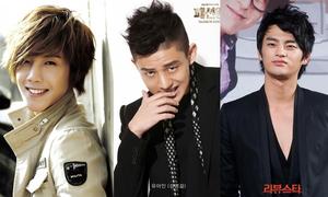 7 sao Hàn từng gặp khó khăn khi đi học