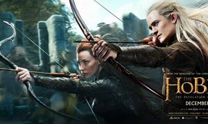 Bom tấn 'The Hobbit 2' nổ tung rạp chiếu Việt