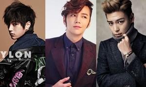20 chàng trai sexy nhất làng giải trí Hàn
