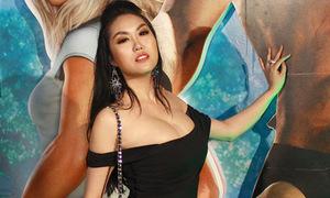 Hot or not: Phi Thanh Vân phô bày vòng 1 quá đà