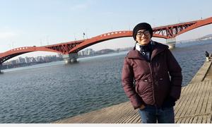 Quang Đăng khoe clip nhảy dưới thời tiết -8 độ