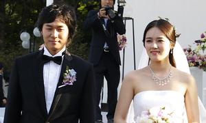 5 cuộc hôn nhân vàng của làng giải trí Hàn