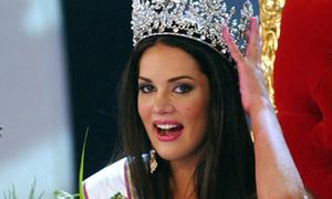 Hoa hậu Venezuela bị cướp bắn chết