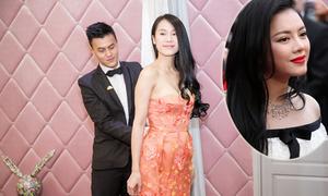 Lý Nhã Kỳ cho Thái Hà mượn loạt váy đắt tiền