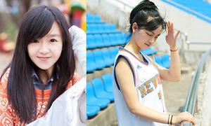 10 mỹ nữ học đường chao đảo mạng Trung Quốc 2013
